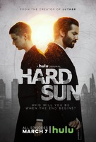 """Hard Sun"" - Movie Poster (xs thumbnail)"