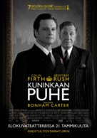 The King's Speech - Finnish Movie Poster (xs thumbnail)