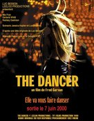 The Dancer - French poster (xs thumbnail)