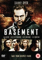 Basement - British Movie Cover (xs thumbnail)
