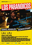 Paranoicos, Los - Argentinian Movie Poster (xs thumbnail)