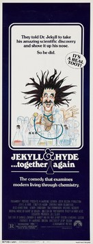 Jekyll and Hyde... Together Again - Movie Poster (xs thumbnail)