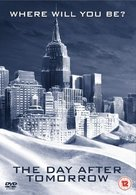 The Day After Tomorrow - British Movie Cover (xs thumbnail)
