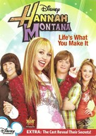 """Hannah Montana"" - DVD movie cover (xs thumbnail)"