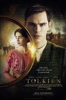 Tolkien - Swiss Movie Poster (xs thumbnail)