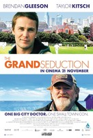 The Grand Seduction - South African Movie Poster (xs thumbnail)