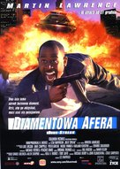 Blue Streak - Polish Movie Poster (xs thumbnail)