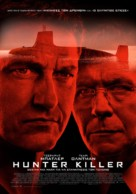Hunter Killer - Greek Movie Poster (xs thumbnail)
