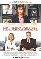 Morning Glory - Spanish Movie Poster (xs thumbnail)