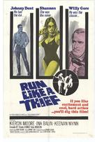 Run Like a Thief - Movie Poster (xs thumbnail)