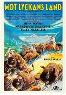 The Big Trail - Swedish Movie Poster (xs thumbnail)