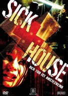 The Sick House - German DVD movie cover (xs thumbnail)
