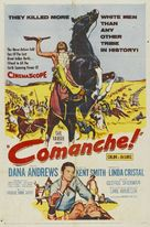 Comanche - Movie Poster (xs thumbnail)