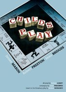 Child's Play - DVD cover (xs thumbnail)