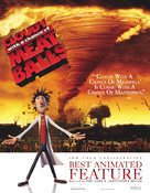 Cloudy with a Chance of Meatballs - For your consideration movie poster (xs thumbnail)