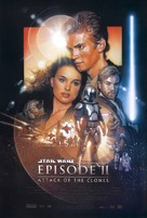 Star Wars: Episode II - Attack of the Clones - Movie Poster (xs thumbnail)