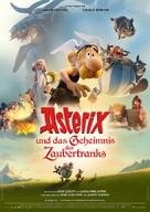 Astérix: Le secret de la potion magique - German Movie Poster (xs thumbnail)