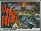 The Land That Time Forgot - British Movie Poster (xs thumbnail)
