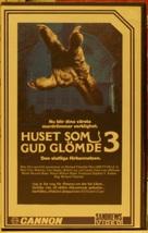 Amityville 3-D - Swedish VHS cover (xs thumbnail)