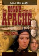Una donna chiamata Apache - Italian DVD cover (xs thumbnail)