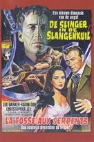 Die Schlangengrube und das Pendel - Belgian Movie Poster (xs thumbnail)