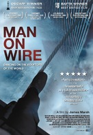 Man on Wire - Swiss Movie Poster (xs thumbnail)