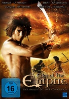 Edge of the Empire - German Movie Cover (xs thumbnail)