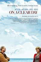 On a Clear Day - Movie Poster (xs thumbnail)