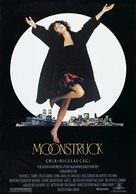 Moonstruck - Movie Poster (xs thumbnail)