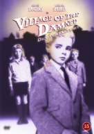 Village of the Damned - Danish Movie Cover (xs thumbnail)