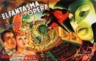 Phantom of the Opera - Spanish Movie Poster (xs thumbnail)