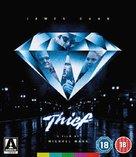 Thief - British Blu-Ray movie cover (xs thumbnail)