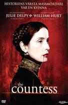 The Countess - Swedish Movie Cover (xs thumbnail)