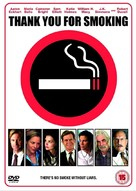 Thank You For Smoking - British poster (xs thumbnail)