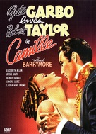 Camille - DVD movie cover (xs thumbnail)