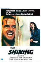 The Shining - Belgian Movie Poster (xs thumbnail)