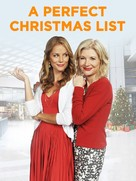 A Perfect Christmas List - Video on demand movie cover (xs thumbnail)