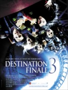 Final Destination 3 - French Movie Poster (xs thumbnail)