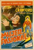 Johnny Guitar - Argentinian Movie Poster (xs thumbnail)