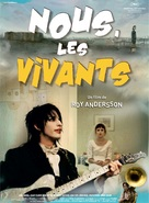 Du levande - French Movie Poster (xs thumbnail)