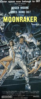 Moonraker - Australian Movie Poster (xs thumbnail)