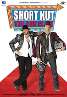 Shortkut - The Con Is On - Indian Movie Poster (xs thumbnail)