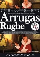 Arrugas - Italian Movie Poster (xs thumbnail)