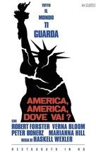 Medium Cool - Italian DVD movie cover (xs thumbnail)