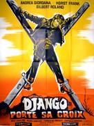 Quella sporca storia nel west - French Movie Poster (xs thumbnail)