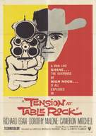 Tension at Table Rock - Theatrical movie poster (xs thumbnail)