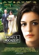 Rachel Getting Married - German Movie Poster (xs thumbnail)