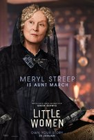 Little Women - Dutch Movie Poster (xs thumbnail)