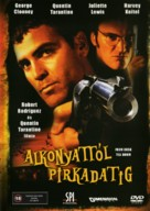 From Dusk Till Dawn - Hungarian DVD movie cover (xs thumbnail)