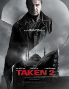 Taken 2 - French Movie Poster (xs thumbnail)